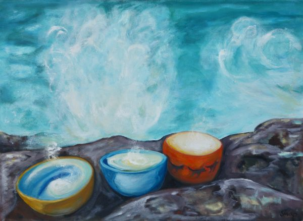 Three Bowls Of Light Susannah Paterson