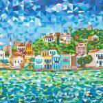 Greek Island Kassie