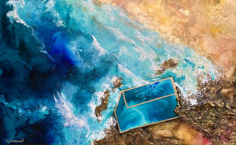Kristyna Dostalova Narrabeen Art Lovers Australia
