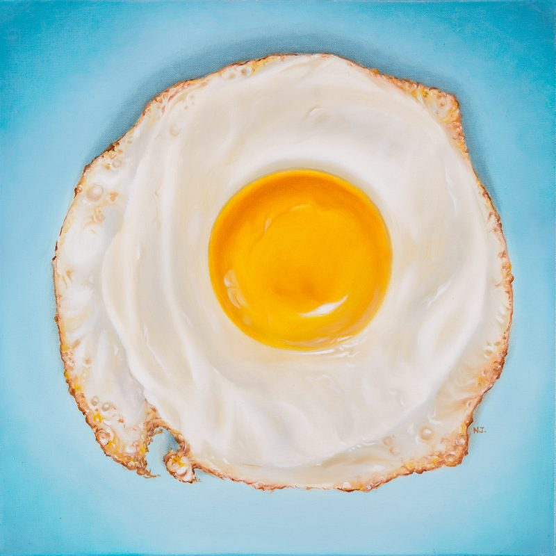 Sunny Side Up Natasha Junamee Art Lovers Australia