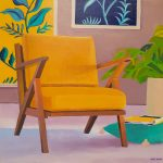 The Mustard Chair