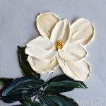 White Magnolia – Mini