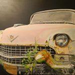 1955 Pink Caddy