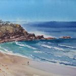 Noosa Sunshine Beach Lions Head