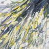Closeup2 Sydney Artist Leni Kae Call Of The Black Cockatoo Watercolour Art 56x76cm Original Art