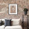 Coffee Lovers Brick Wall