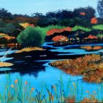 Cooks River Wetland – Finalist Greenway Art Prize