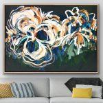 Daylight Sun – Abstract Flowers