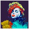 Excuse Me Purple Limited Edition Wall Art Make It Pop Art