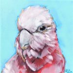 Family by Choice – Pink Galah, Ltd Ed Print