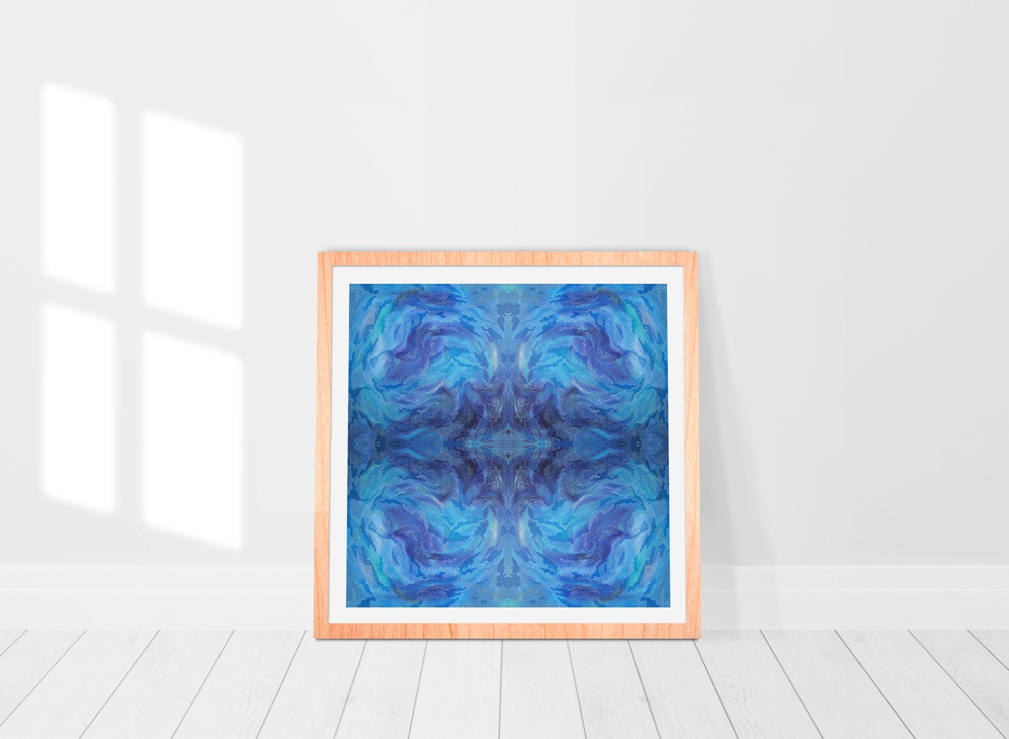 Fineart Summerswirl Kaleidoscope F