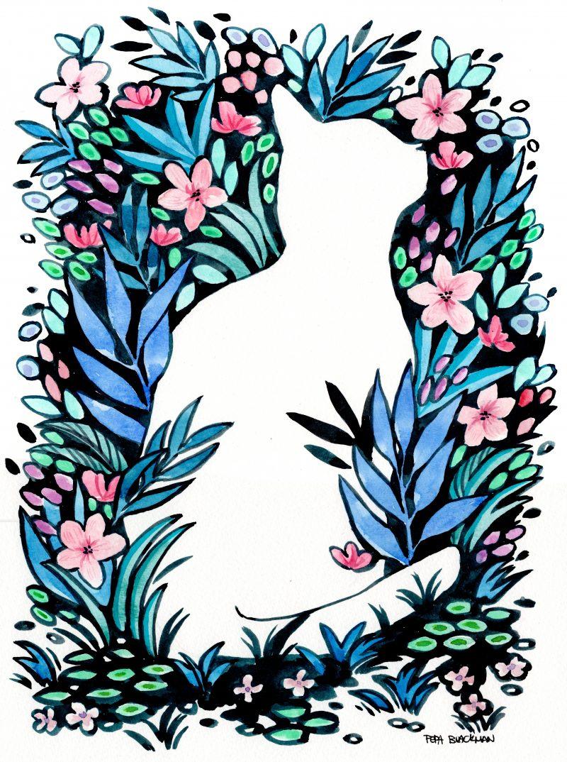 Flower Lover 800x1074