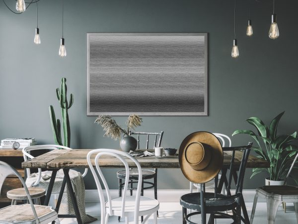 7858652 Cozy Interior With Empty Poster Frame. Frame Mockup In I