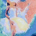 """Little Fourteen-year-old Dancer"" after Degas"