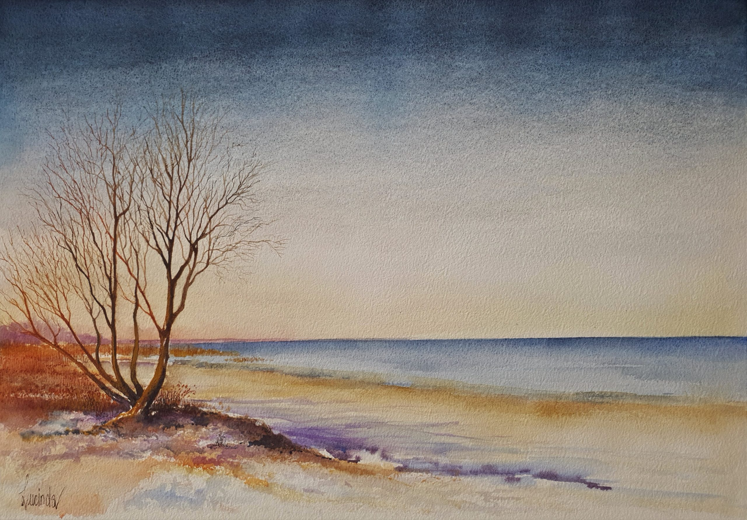 Lucinda Leveille Afternoon Peace