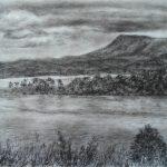 Mt Wellington from Claremont