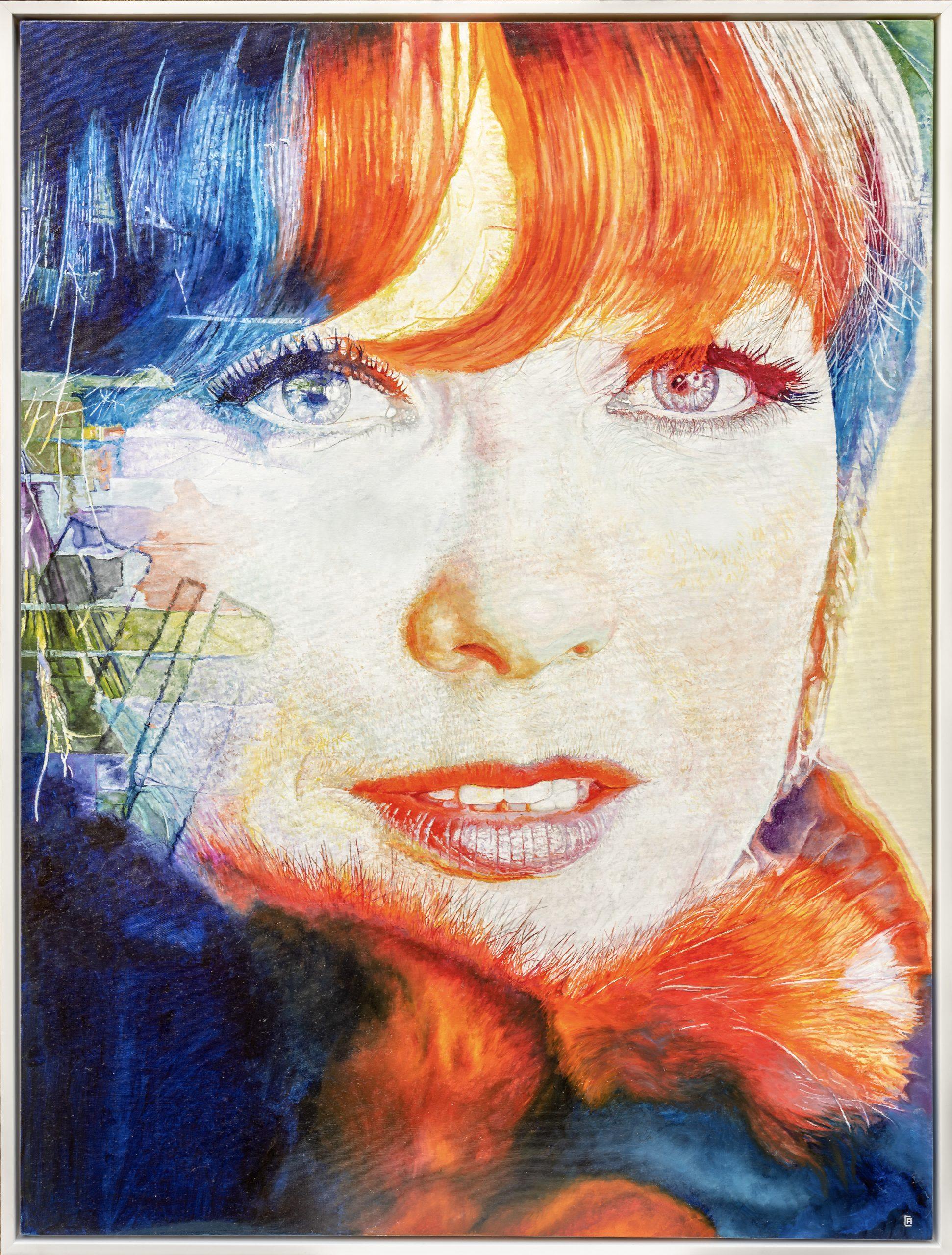 Shirley Framed