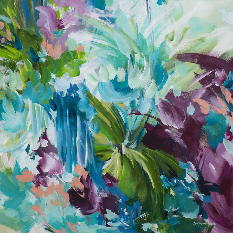 Tropical Queensland By Artist Amber Gittins