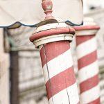Venice Details – Canal Poles — Ltd Ed Print