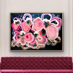 Wild Heart – Abstract Flowers