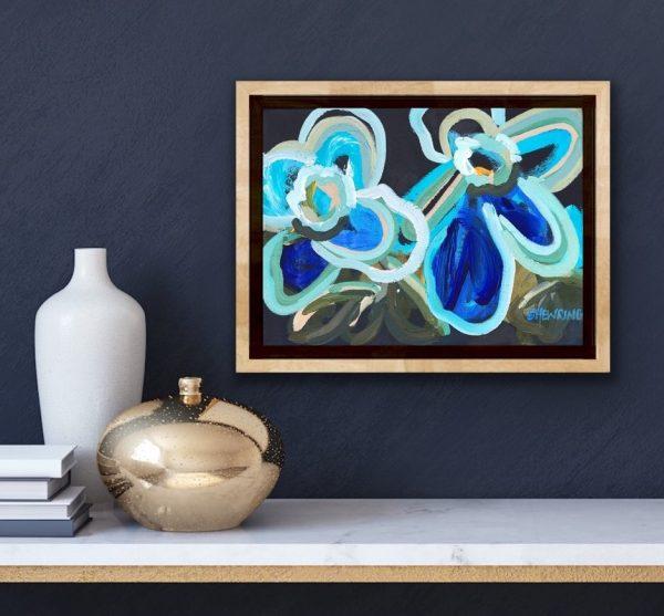 Blue Sunrise Artrooms 4