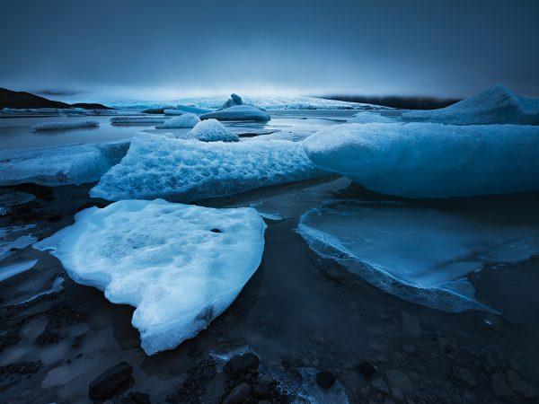 Glacier Iceland Fineartphotography Nikart Nickpsomiadis