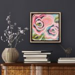 Love In Motion – Abstract Flowers