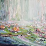 Water lilies No 40