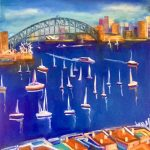 Sydney  Harbour- boats galore special new year price