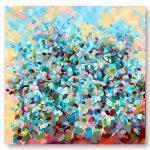 Blue Gum Confetti