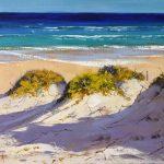 Dunes to the beach, NSW