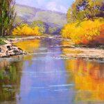 Autumn Colours Tumut River, NSW
