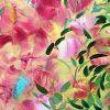 Floral Arrangement Close Red