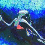 Who would be a mermaid fair