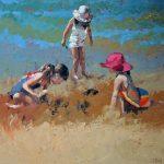 Sandcastles X