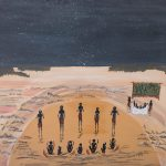 Joelene Roughsey ~ Dancing Ladies On The Salt Pan N0 729-20