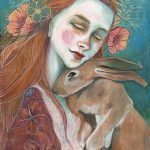 My Hare, My Heart – Ltd Ed Print