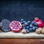 Still Life with Pomegranates and Walnuts