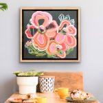 Sundaze Blaze – Abstract Flowers