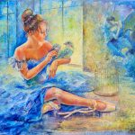Tenderness Tribute to Degas