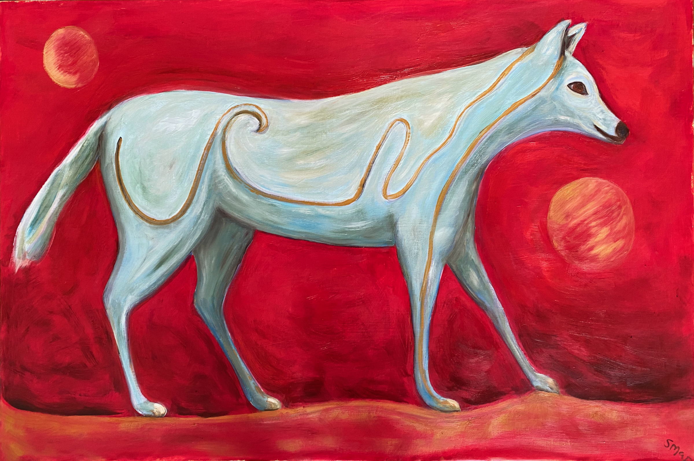 The Pictish Wolf