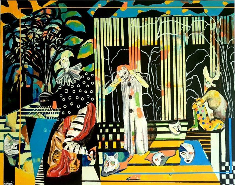 Anahita Amouzegar Artist Apocalypse
