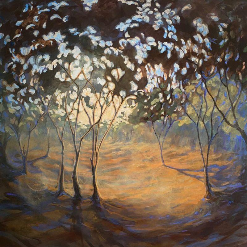 Golden Glimpses Felicia Lowe Artist 800x800 (2)