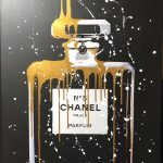 Chanel No 5 Gold