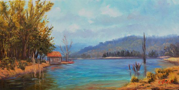 2021p3 Lake Jindabyne