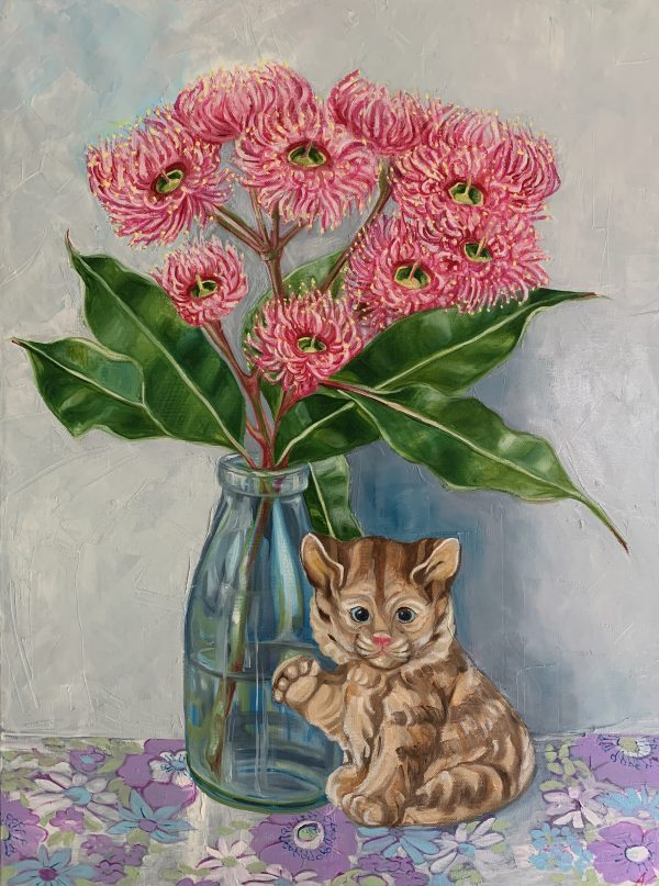 Alicia Cornwell Gum Blossom And The Lucky Kitten
