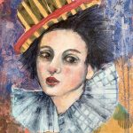 Circus Girl Coco Ltd Ed Print