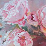 Peonies in the Pink