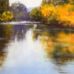 Touch of Autumn Tumut River, NSW