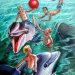 Dolphin's Play